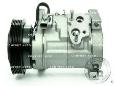 New AC A/C Compressor With Clutch Air Conditioning Pump 1 Year Warranty