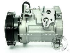 New AC A/C Compressor With Clutch Fits: 01-07 Dodge Caravan,Grand Caravan