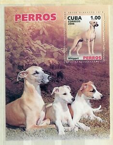 FAUNA_1091 2006 animals dogs SHEET MNH Combined payments & shipping