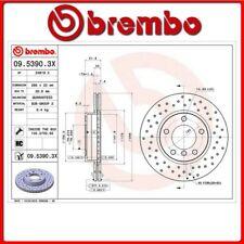 09.5390.3X#56 DISCO FRENO ANTERIORE SPORTIVO BREMBO XTRA BMW Z3 Roadster (E36) 2