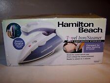 Hamilton Beach Travel Iron with Steam (10092)