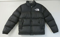 Youth The North Face Nuptse Jacket 700 Fill Goose Down Black Size L 14/16