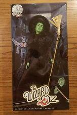 Barbie wicked witch wizard of oz doll