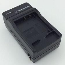 Battery Charger fit PANASONIC Lumix DMC-ZR3 DMC-ZS3/ZS5/ZS7 DMC-TS10 Digital Cam