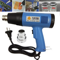 220V Adjustable Heat Gun - Hot Air Gun 1500W – Remove Paint, Varnish & Adhesives