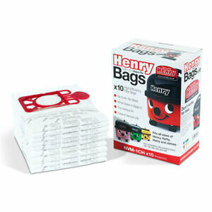 Genuine Henry HepaFlo Filter Bags 10 Pack Direct from Manufacturer