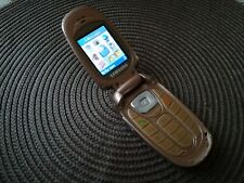 Samsung X481 Bronze (Unlocked) Retro Cell Phone