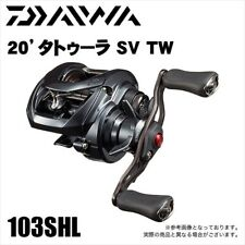 20 Tatula Sv Tw 103SHL Daiwa 2020 Modell Links Griff Baitcast Rolle 190g Tws