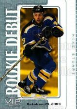 2003-04 ITG VIP Rookie Debut #48 Mike Stuart