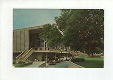Vintage Post Card - LSU Union - Baton Rouge - Louisiana