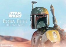 Sideshow Collectibles--Star Wars - Boba Fett Life-Size Bust
