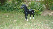 Big Jim Mattel horse cheval du frontier wagon karl may no action joe man vintage