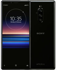 Sony Xperia 1 128GB DS Nero Black Grado A++ Come Nuovo Ricondizionato
