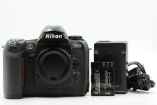 Nikon D100 6.1MP Digital SLR Camera Body #514