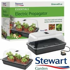 Stewart Essentials Electric Propagator, 38 cm - Black