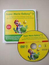 SUPER MARIO 2 FOR BEGINNERS BONUS DVD - FREE UK POSTAGE