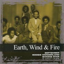 Earth, Wind & Fire - Collections (CD 2004)