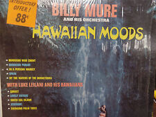 HAWAIIAN MOODS Billy Mure & His Orchestra 33RPM 053016 TLJ