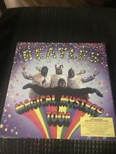 """Beatles Magical Mystery Tour Deluxe Box Set Blu-ray DVD vinyl 7"""" EP Sealed New"""