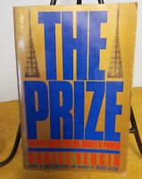"Vintage ""THE PRIZE"" 1991    Out of print. Puliter prize Paperback Daniel Yergin"