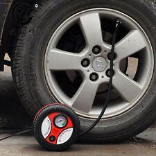 Mini Portable Electric Air Compressor Pump Car Tire Inflator 12V 260PSI  FY