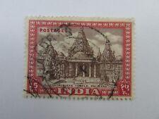 1949 India SC #222 SATRUNJAYA TEMPLE PALITANA  CDS  Used stamp