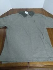 Walt Disney World Mickey Mouse Polo Shirt Men's Size XL Green