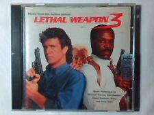 COLONNA SONORA Lethal weapon 3 - Arma letale cd ELTON JOHN ERIC CLAPTON STING