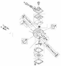 Vergaser Zama C1Q DM29 Dolmar PS-32 Makita ES3200S EA3201S