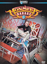 Monster Garage - Season Two (DVD, 2005, 3-Disc Set)