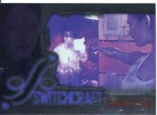 Smallville Season 4 Switchcraft Chase Card SW-4