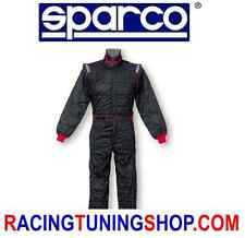 SPARCO RACE RACING SUIT FIREPROOF EXPIRED HOMOLOGATION PRIMA 46 TUTA SCADUTA