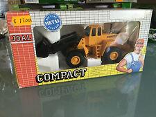 Joal Compact Die Cast Metal Volvo Bm Loader New