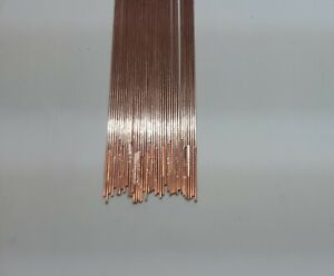 CCMS Gas & TIG Welding Brazing Rods Copper Coated 1.6mm 1 Meter Full 5kg Pack