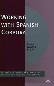 Working with Spanish Corpora, , New Book
