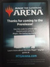 EMAIL CODE ONLY - MTG ARENA code Guilds of Ravnica PRERELEASE Sealed Event CNY