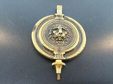 Seth Thomas Clock Lion Pendulum