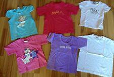 Kinderkleidung TShirtpaket Mädchen gr.104-122,Nike, Esprit, Disney..