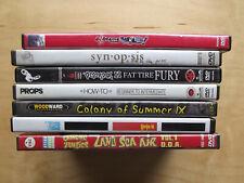 Lot of 7 Extreme BMX DVD's -