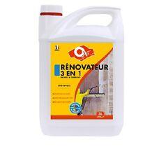 RENOVATEUR FACADE MAISON 3 EN 1 anti mousse nettoyant décrassant éclaircissant 5