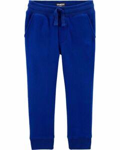 OshKosh - Baby Boy - 9 Mths - Logo Fleece Pants - New with Tags.