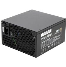 PowerSpec 650W - Fully Modular Atx Power Supply - 80 Plus Gold Certified