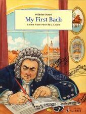 Il mio primo Bach ohmen semplice PIANOFORTE PEZZI
