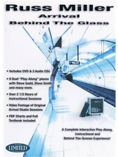 Russ Miller Arrival Behind The Glass Drums Performance Instructional MUSIC DVD