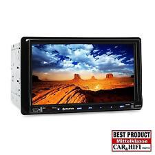 (B-WARE) DVD AUTORADIO MULTIMEDIA PLAYER 2-DIN MONICEIVER 18CM LCD DISPLAY MP3 C