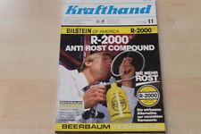 77612) Mercedes 230 TE W124 + Citroen CX 25 TRD Break TEST - Krafthand 11/1987