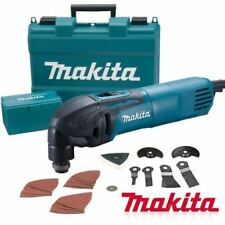GT MAKITA Oscillating Multi Tool TM3000CX9 Variable Accessories Kit_Rd