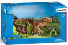 Schleich Dinosaurs - Feathered Raptors - Dinosaur Figures Playset
