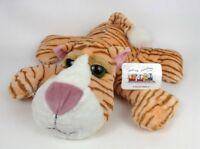 """Russ Animal Junction Collection Zoey The Tiger 14"""" Plush Stuffed Animal Toy New"""