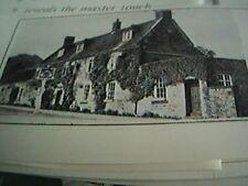 ephemera 1961 advert sondes arms flower house rockingham